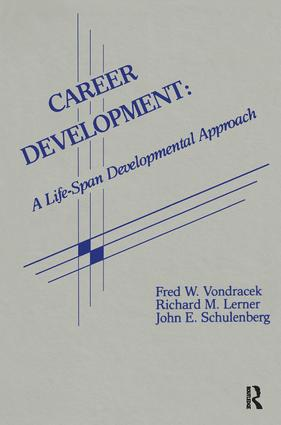 Career Development: A Life-span Developmental Approach book cover