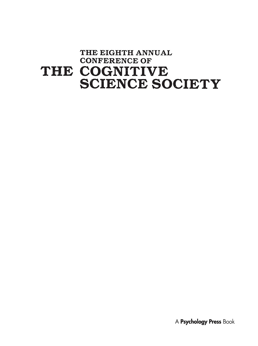 8th Annual Conf. C.S.S.: 1st Edition (Paperback) book cover