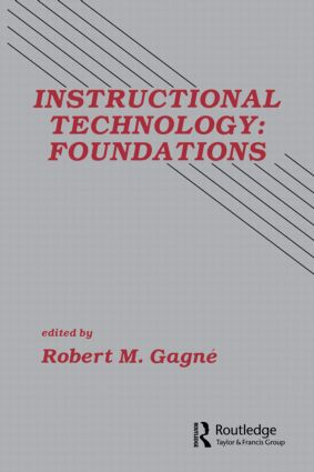 Instructional Technology: Foundations (Paperback) book cover
