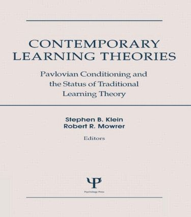Contemporary Learning Theories: Volume II: Instrumental Conditioning Theory and the Impact of Biological Constraints on Learning, 1st Edition (e-Book) book cover