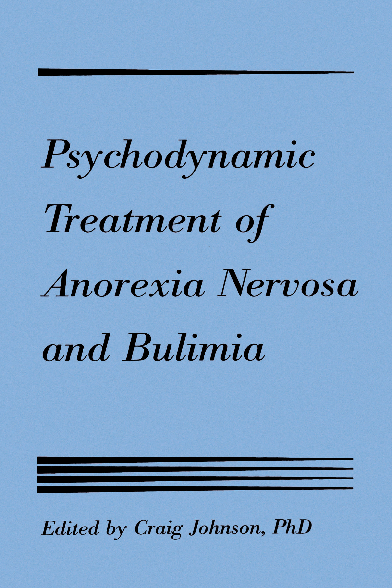 feminist therapy and anorexia nervosa essay