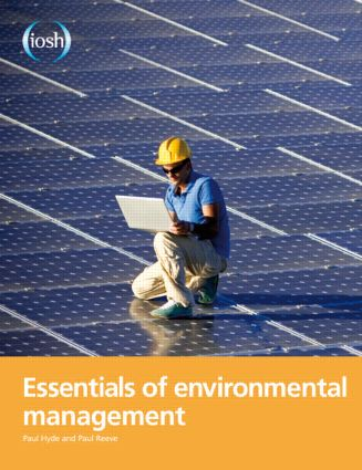 Essentials of Environmental Management book cover
