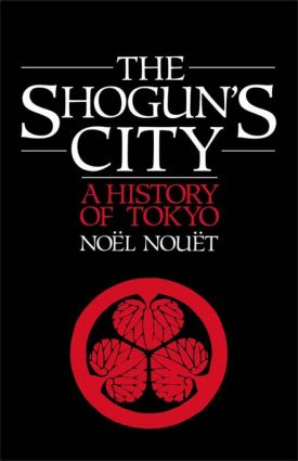 Shoguns City (Hardback) book cover