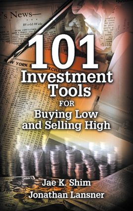 101 Investment Tools for Buying Low & Selling High: 1st Edition (Hardback) book cover