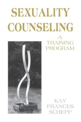 Sexuality Counseling: A Training Program (Paperback) book cover