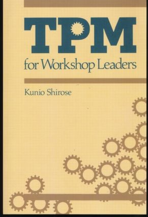 TPM for Workshop Leaders: 1st Edition (Paperback) book cover