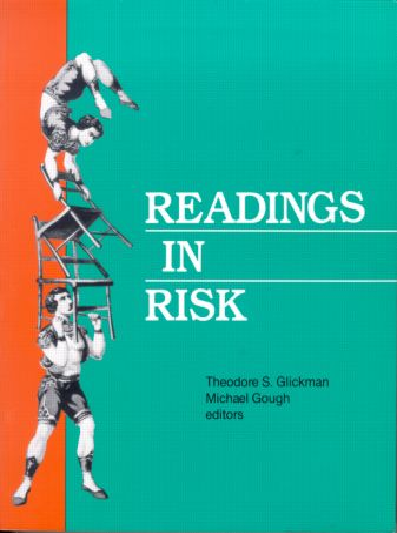 Readings in Risk (Paperback) book cover