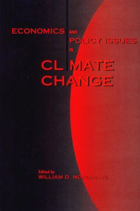 Policy Analysis for Decisionmaking About Climate Change