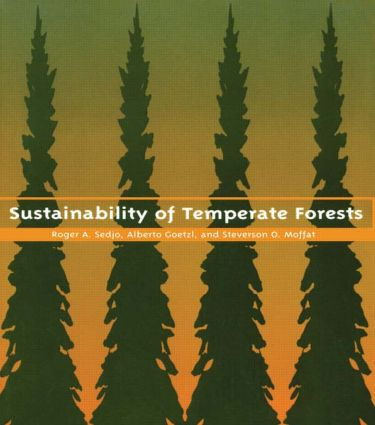 Sustainability of Temperate Forests book cover
