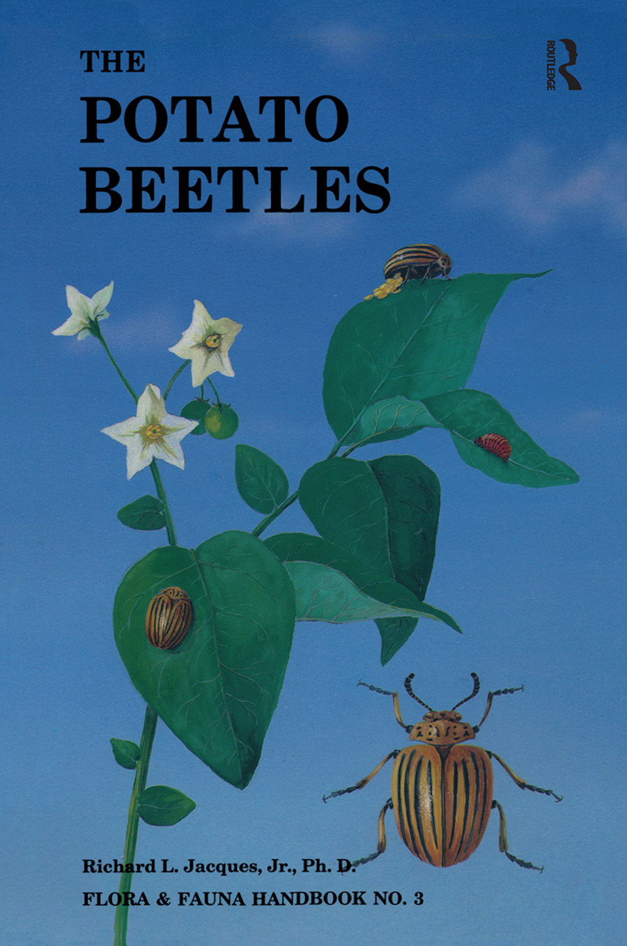 The Potato Beetles: 1st Edition (Paperback) book cover