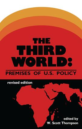 Third World: Premises of U.S.Policy, 2nd Edition (Paperback) book cover