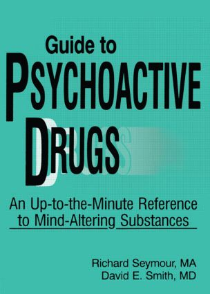 Guide to Psychoactive Drugs (Paperback) book cover