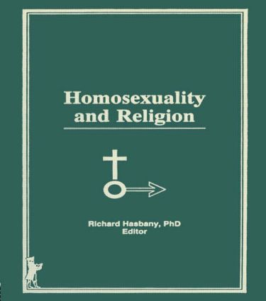 Homosexuality and Religion (Paperback) book cover