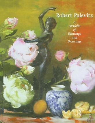 A Portfolio Of Paintings And Drawings: 1st Edition (Hardback) book cover
