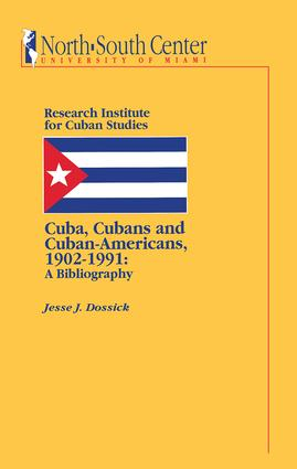 Cuba, Cubans and Cuban-Americans: 1st Edition (Paperback) book cover