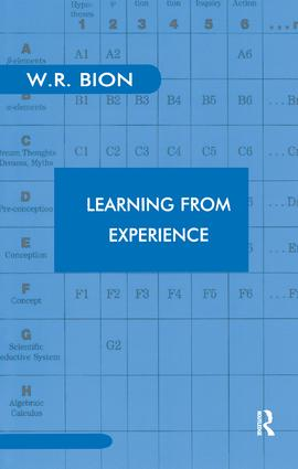 Learning from Experience: 1st Edition (Paperback) book cover