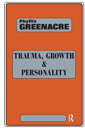 Trauma, Growth and Personality: 1st Edition (Paperback) book cover