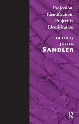 Projection, Identification, Projective Identification: 1st Edition (Paperback) book cover