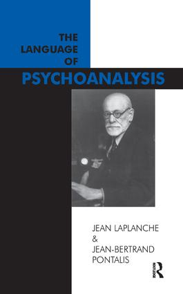 The Language of Psychoanalysis: 1st Edition (Paperback) book cover