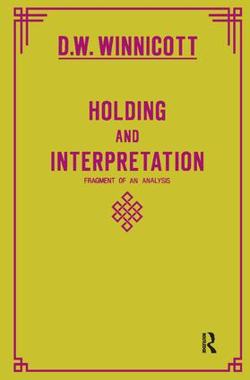 Holding and Interpretation: Fragment of an Analysis, 1st Edition (e-Book) book cover