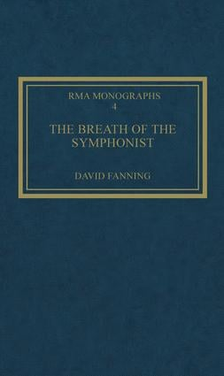 The Breath of the Symphonist: Shostakovich's Tenth book cover