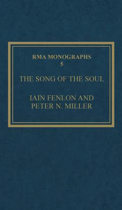 The Song of the Soul: Understanding Poppea, 1st Edition (Hardback) book cover