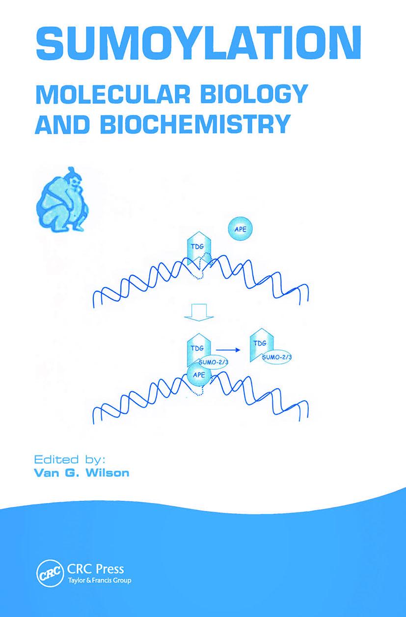 Sumoylation: Molecular Biology and Biochemistry, 1st Edition (Hardback) book cover