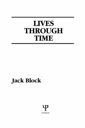 Lives Through Time: 1st Edition (Paperback) book cover