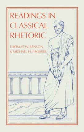 Readings in Classical Rhetoric (Paperback) book cover