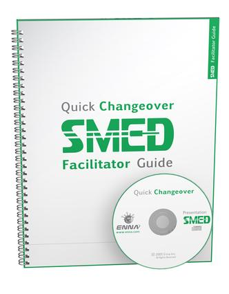 Quick Changeover: Facilitator Guide: 1st Edition (Paperback) book cover