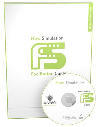 Flow Simulation: 1st Edition (Games) book cover