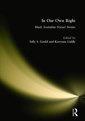 In Our Own Right: Black Australian Nurses' Stories book cover