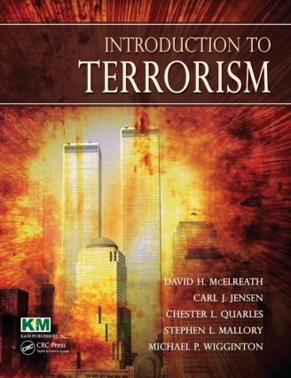 Introduction to Terrorism (Hardback) book cover