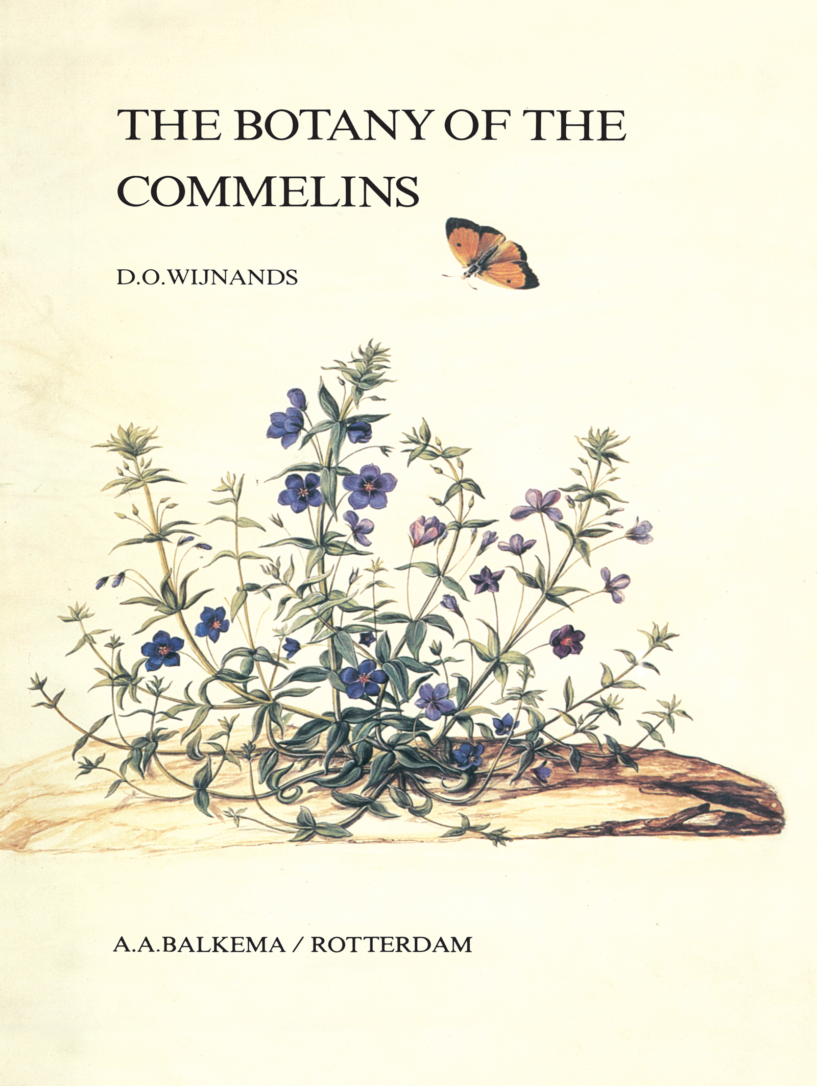 The Botany of the Commelins