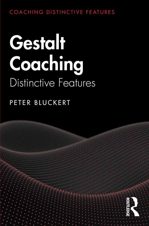 The emergence of a Gestalt coaching approach
