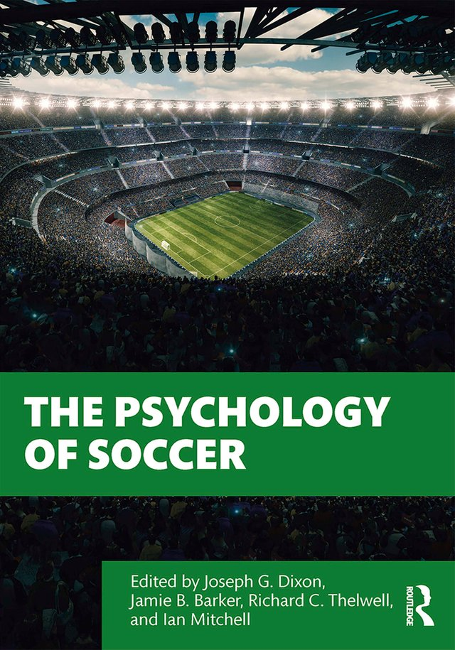 The Psychology of Soccer: More Than Just a Game book cover