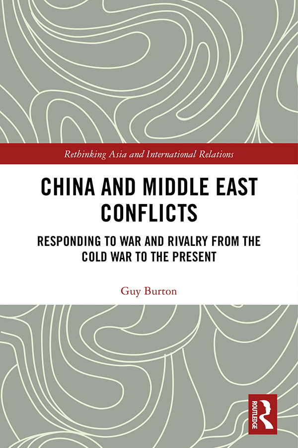 China, the Horn of Africa and the Arabian Peninsula