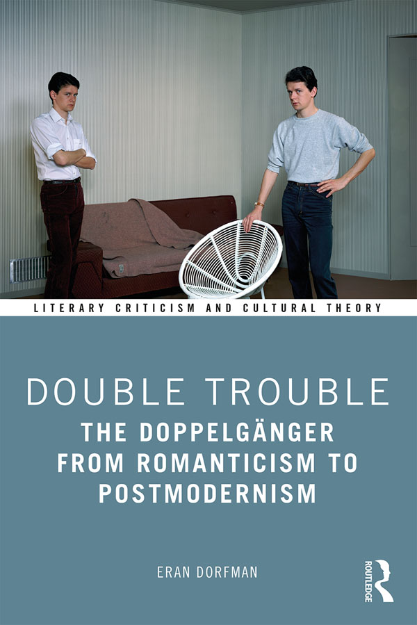 Double Trouble: The Doppelgänger from Romanticism to Postmodernism book cover