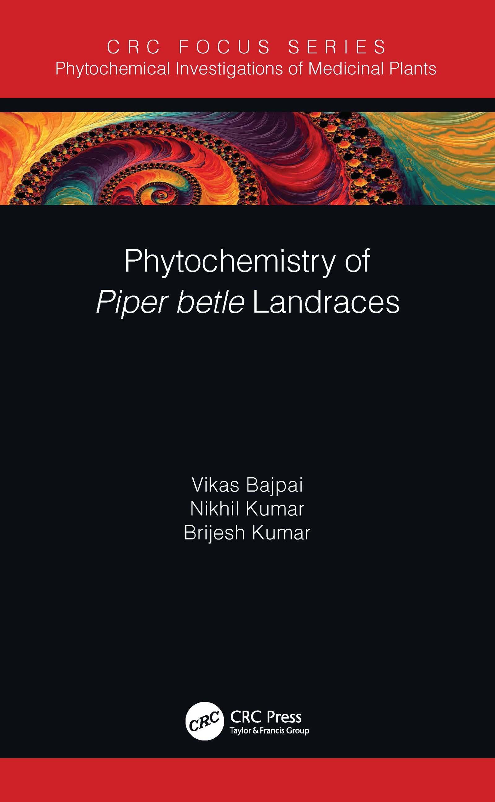Phytochemistry of Piper betle Landraces