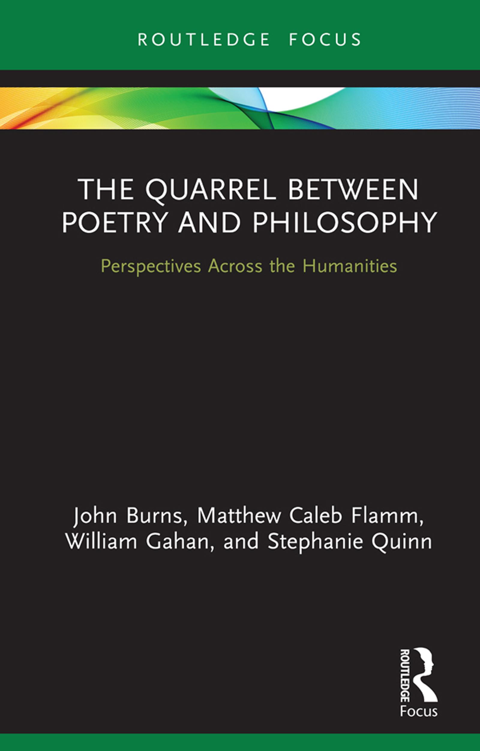 The Quarrel Between Poetry and Philosophy
