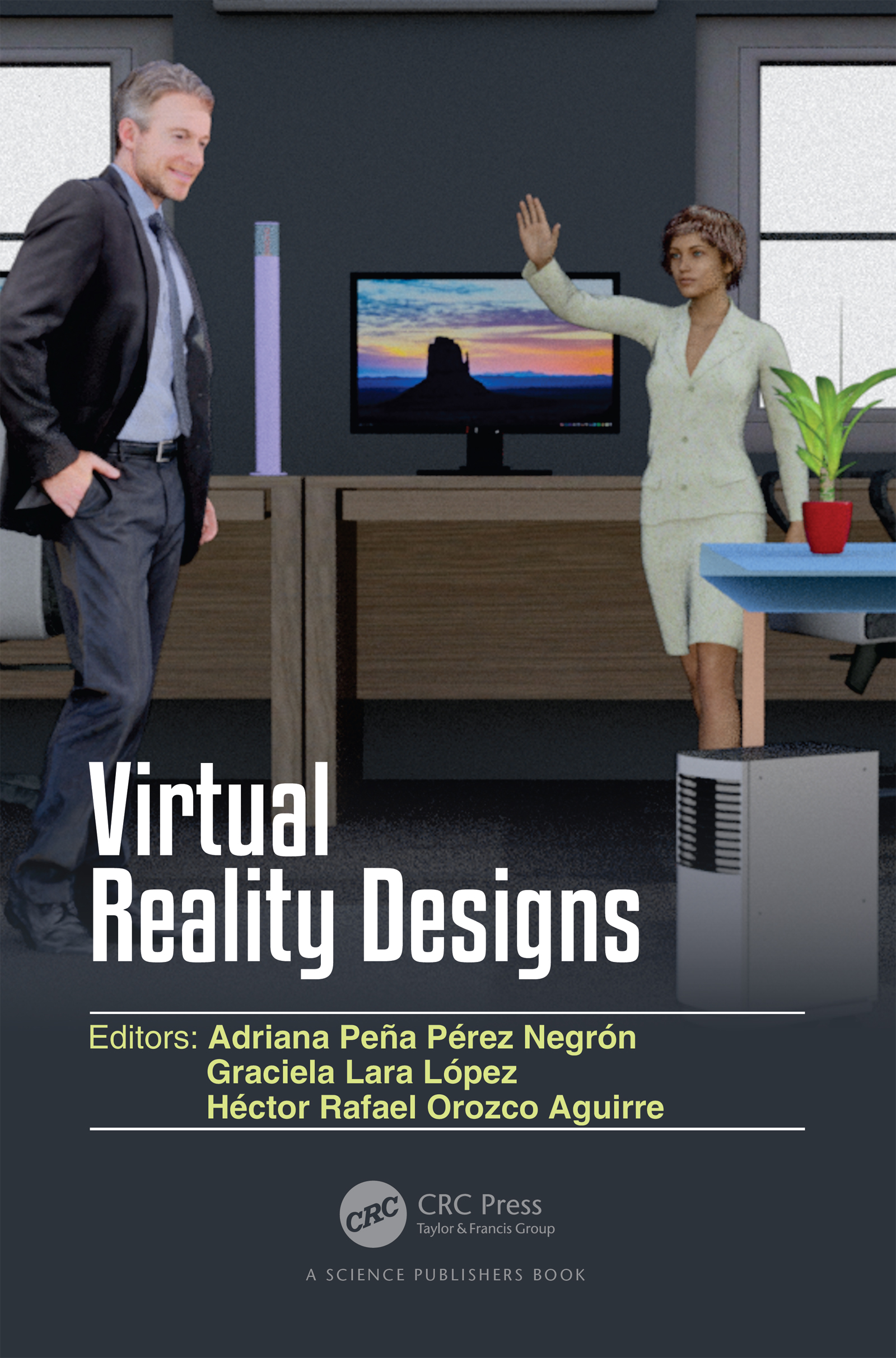 An Internal Model for Characters in Virtual Environments