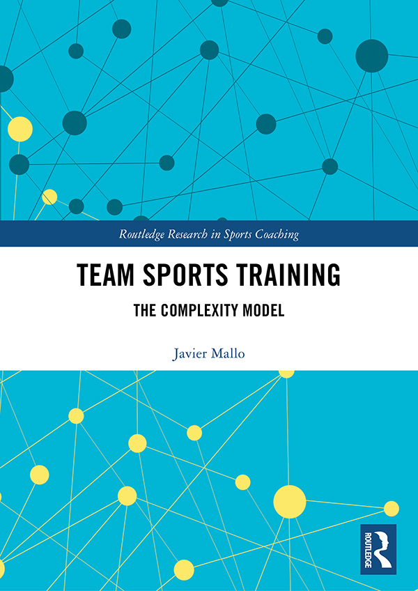 Team Sports Training: The Complexity Model book cover