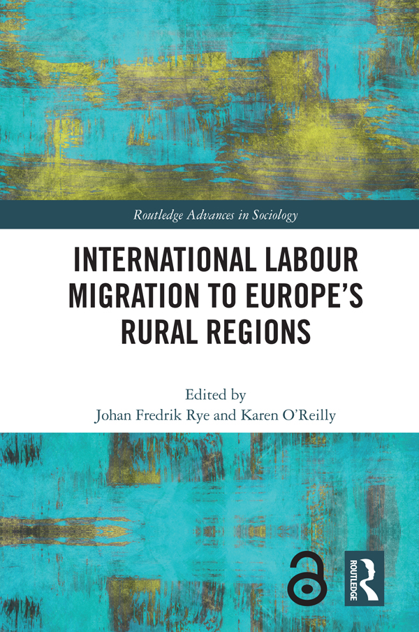 The (re)production of the exploitative nature of rural migrant labour in Europe