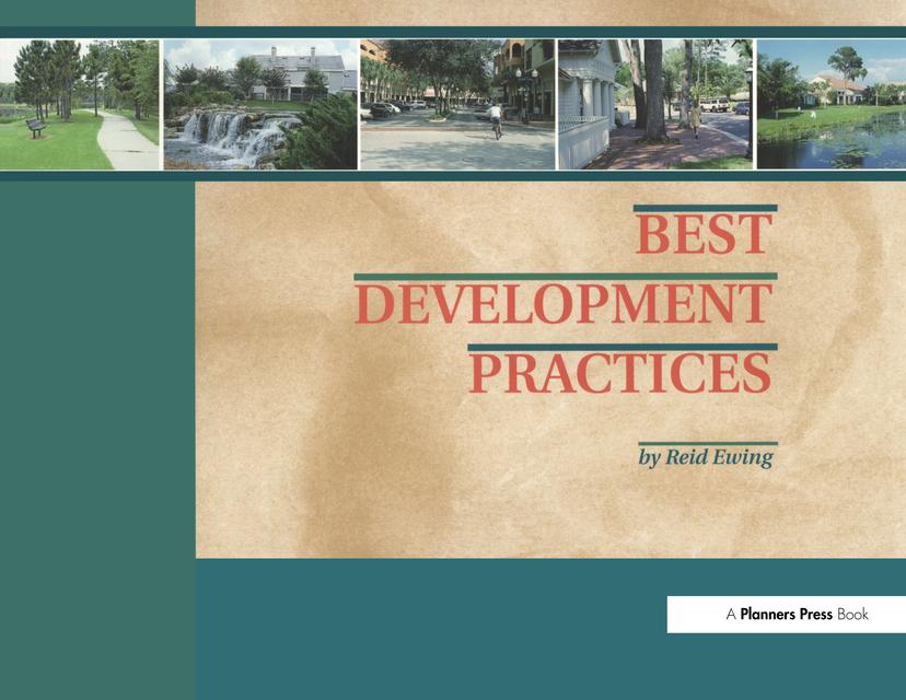 Best Development Practices