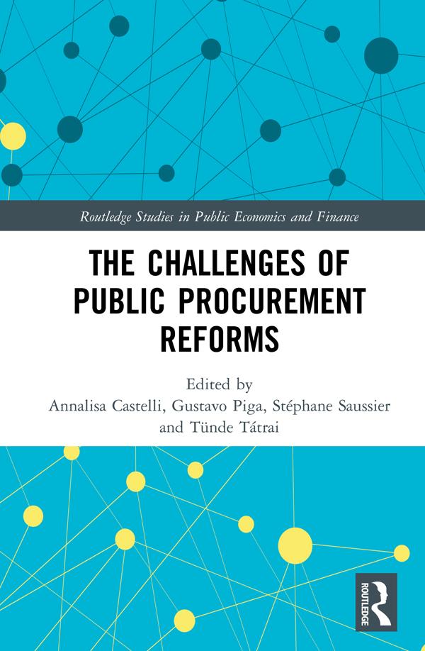 The Challenges of Public Procurement Reforms