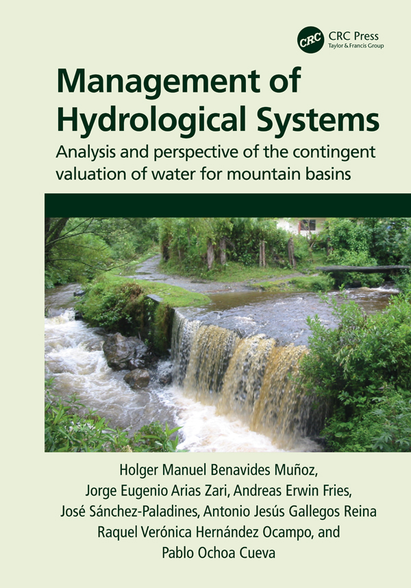 Management of Hydrological Systems