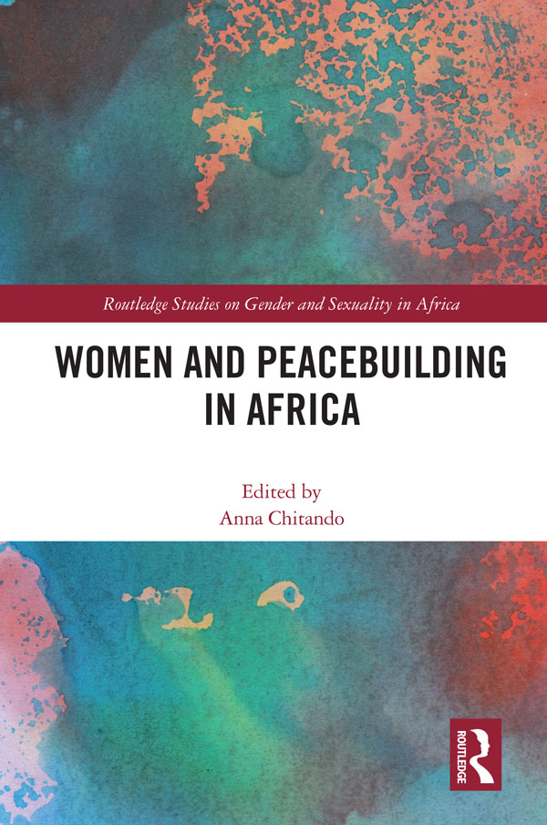 African women and peacebuilding