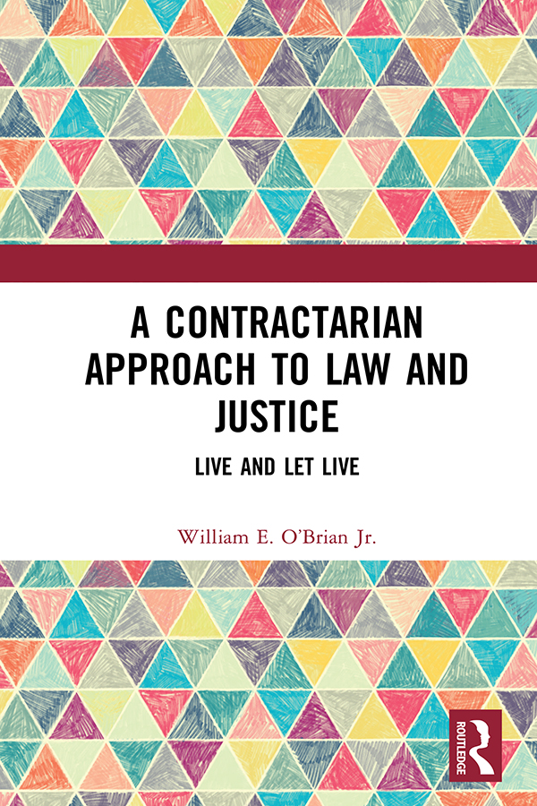 A Contractarian Approach to Law and Justice