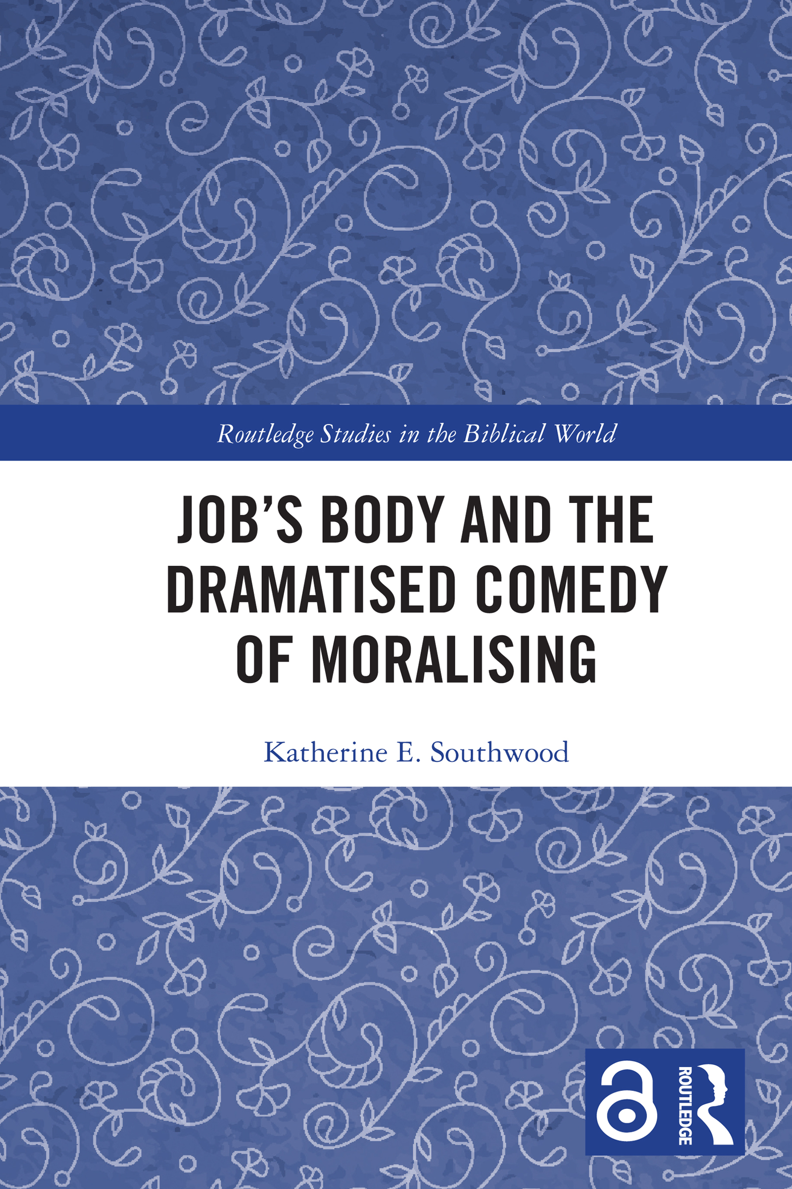 Job's Body and the Dramatised Comedy of Moralising