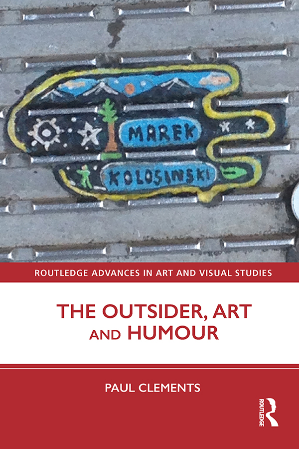 The Outsider, Art and Humour
